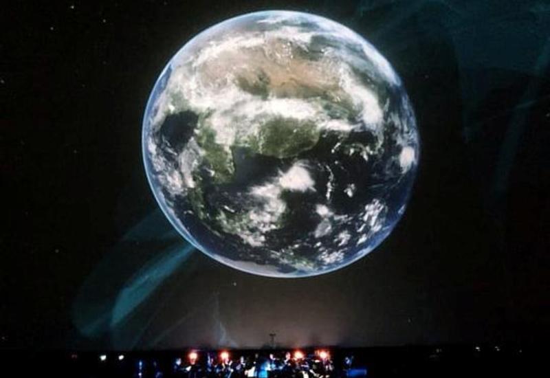 В московском планетарии прозвучал мугам