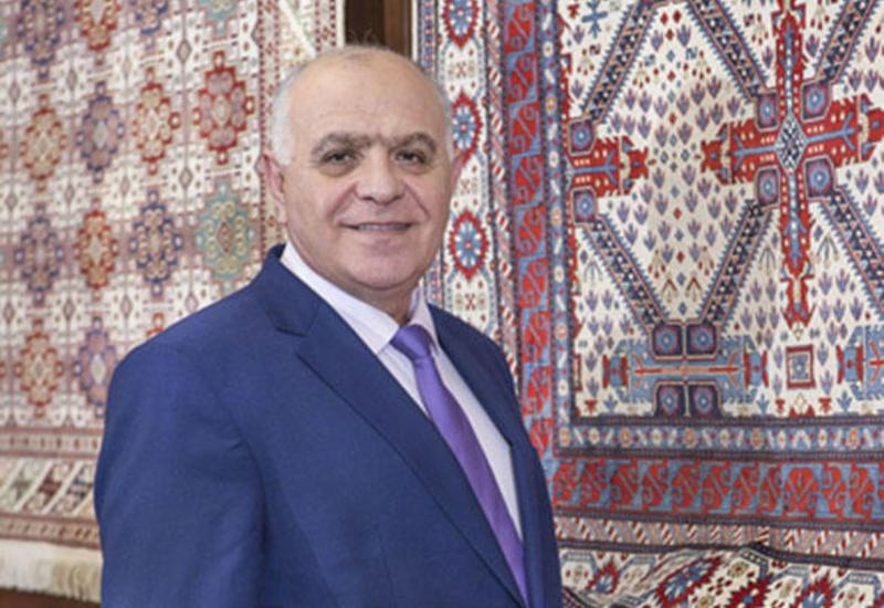 Видади Мурадов: Мы хотим быть мировыми лидерами в сфере ковроткачества