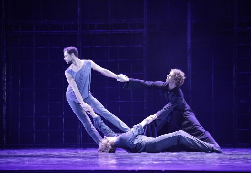 Театр балета Бориса Эйфмана впервые выступил в Баку