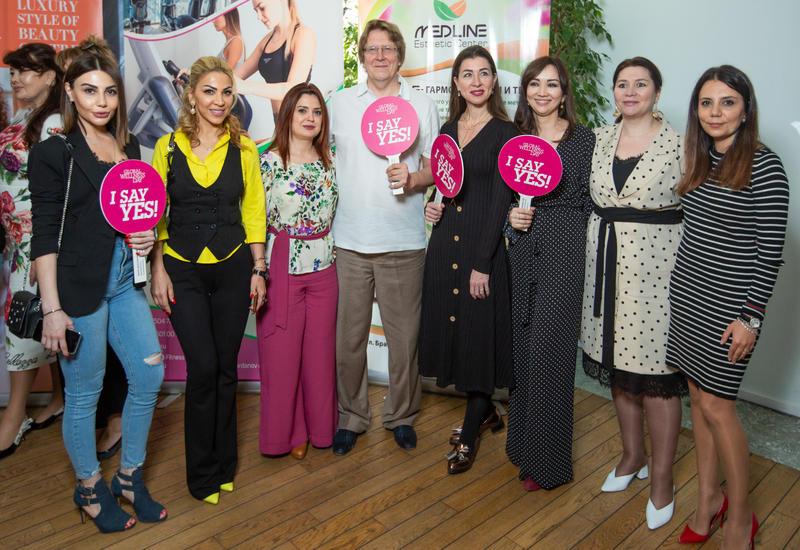 В Баку состоялся семинар по уникальной системе омоложения и долголетия доктора Ведова и доктора Ферузы Гафаровой