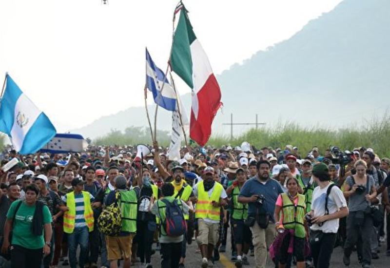 США запросили еще $4,5 миллиарда из-за кризиса на границе с Мексикой