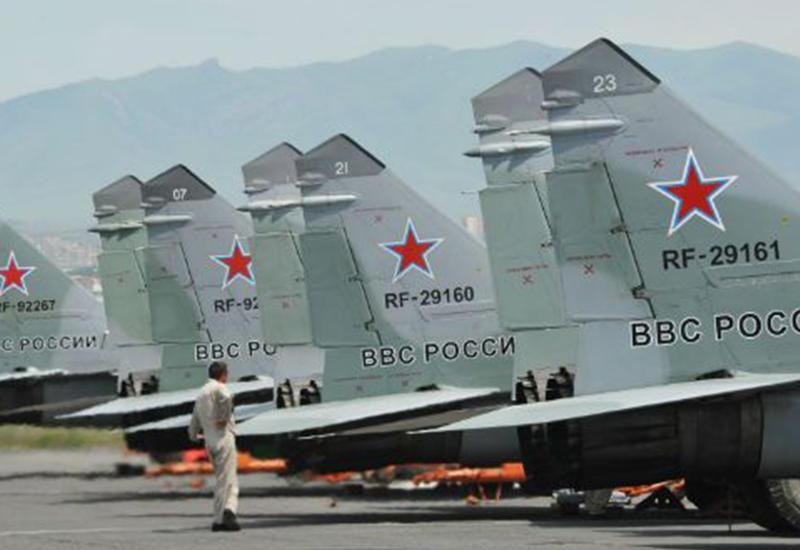 Русские укрепляют свои ВВС в Армении не ради армян