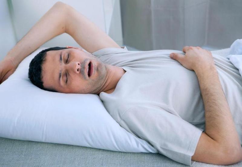 Названа новая опасность храпа во сне