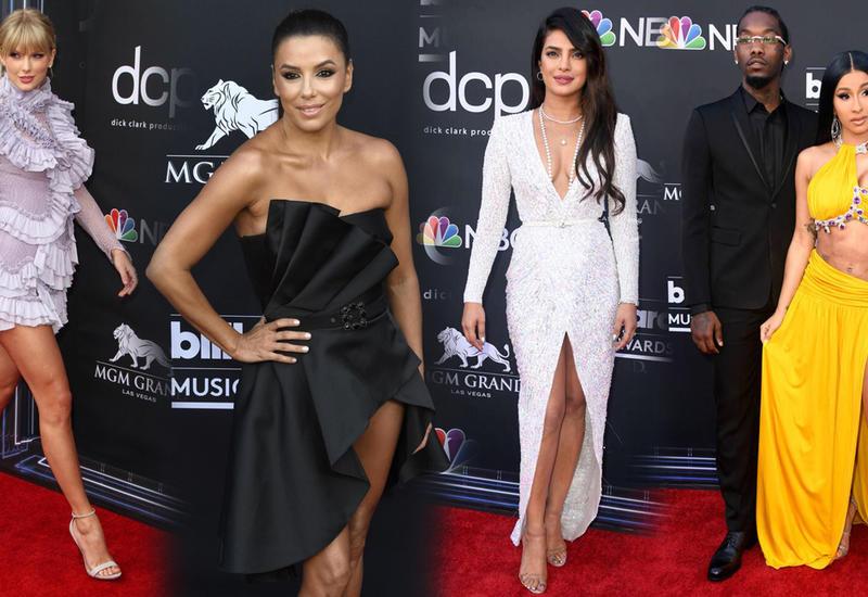 Звезды на красной дорожке Billboard Music Awards 2019