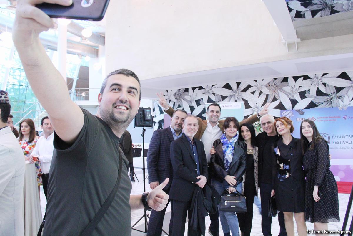 В Баку прошли гала-вечер и церемония награждения VI Фестиваля буктрейлеров