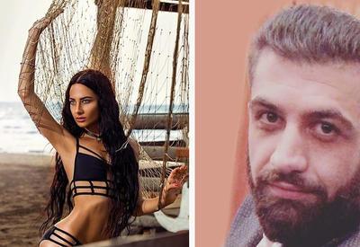 """Племянник Акифа Исламзаде женился на известной модели <span class=""""color_red"""">- ФОТО</span>"""