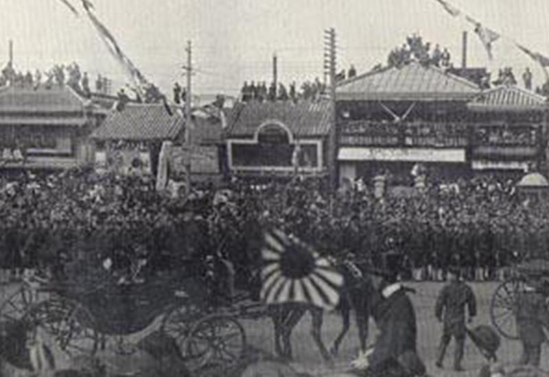 1905 год. Как дашнаки пытались привлечь японцев к резне азербайджанцев в Баку