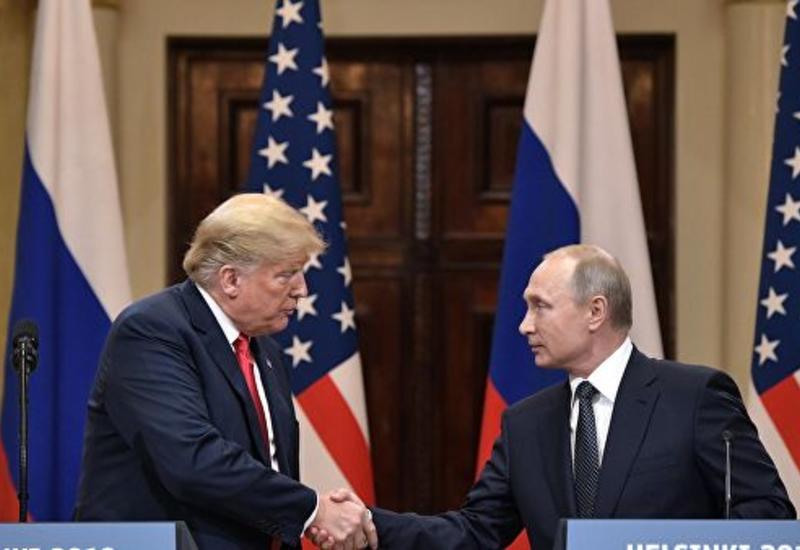 Трамп о потенциале российско-американских отношений