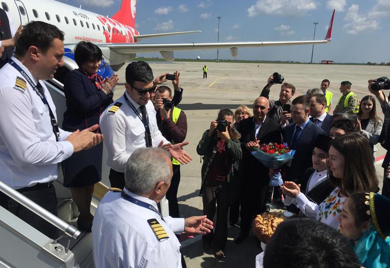 Buta Airways открыл новый рейс в Украину