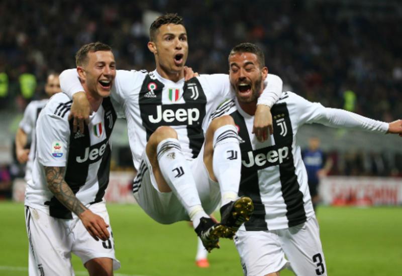 Гол Роналду спас «Ювентус» от домашнего поражения в дерби с «Торино»