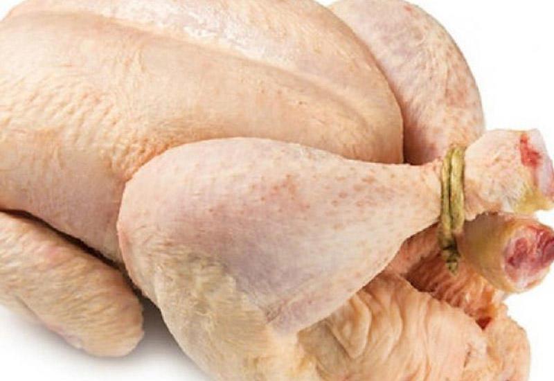 В Азербайджан ограничен ввоз мяса птицы из ряда стран
