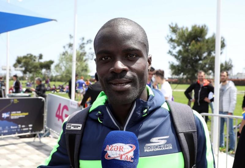 Победитель Бакинского марафона: Соревнования организованы на высоком уровне