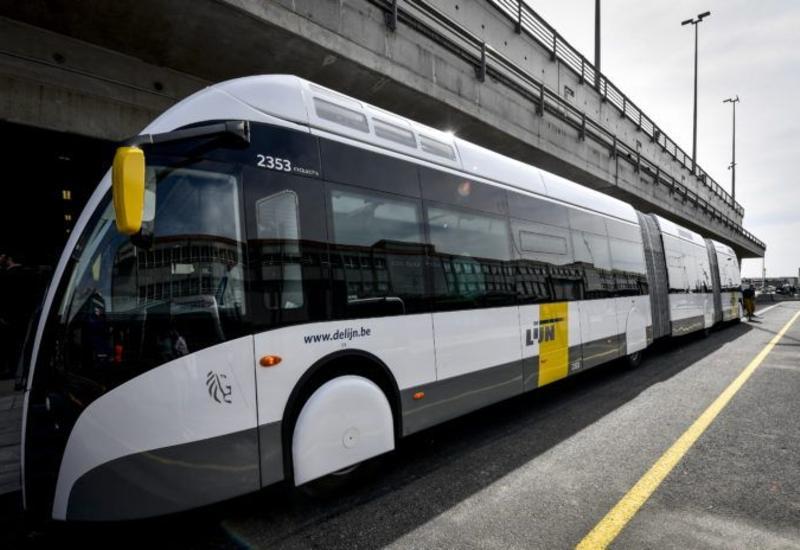 В Брюсселе презентован «трамбус»