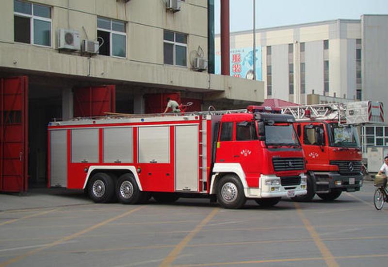 Жуткий пожар в Китае: 5 погибших, 38 пострадавших