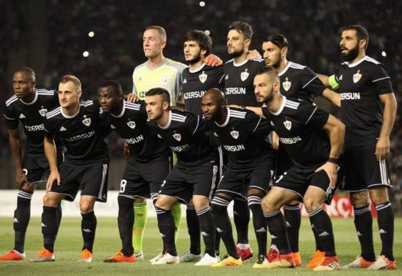 Карабах сыграл с Линфилдом