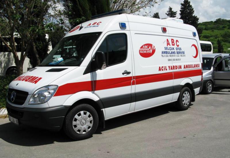 Крупное ДТП в Турции, много пострадавших
