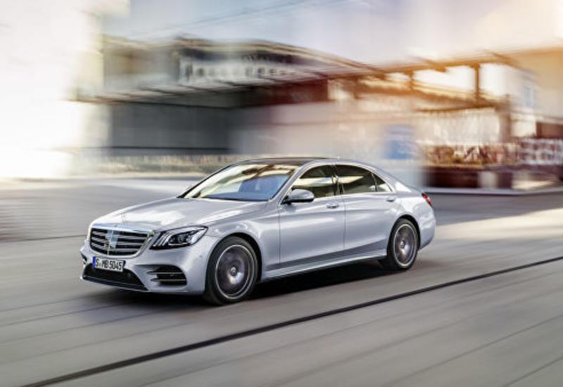 Mercedes отзывает автомобили в России