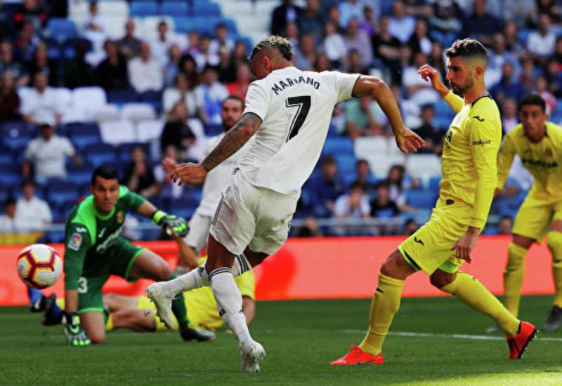 «Реал» обыграл «Вильярреал» в чемпионате Испании