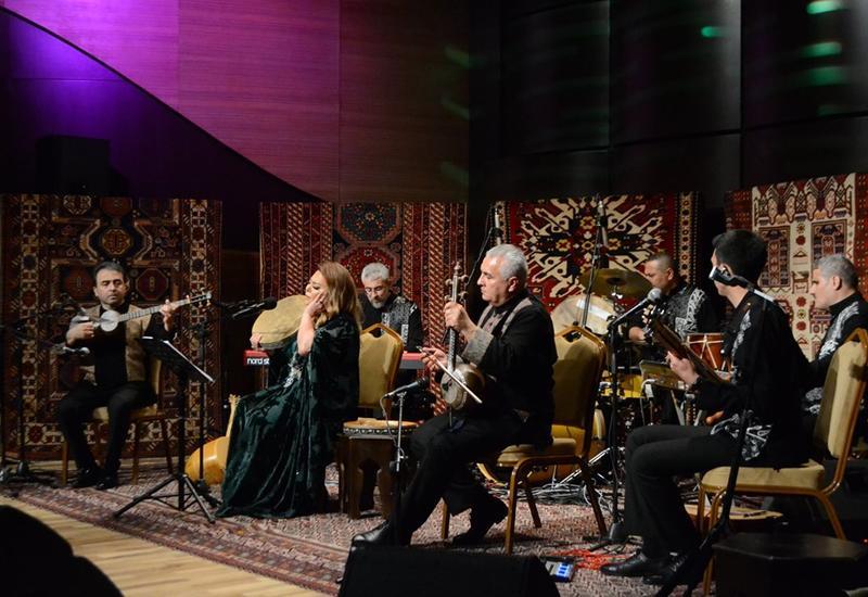 В Центре мугама состоялся сольный концерт Назакет Теймуровой