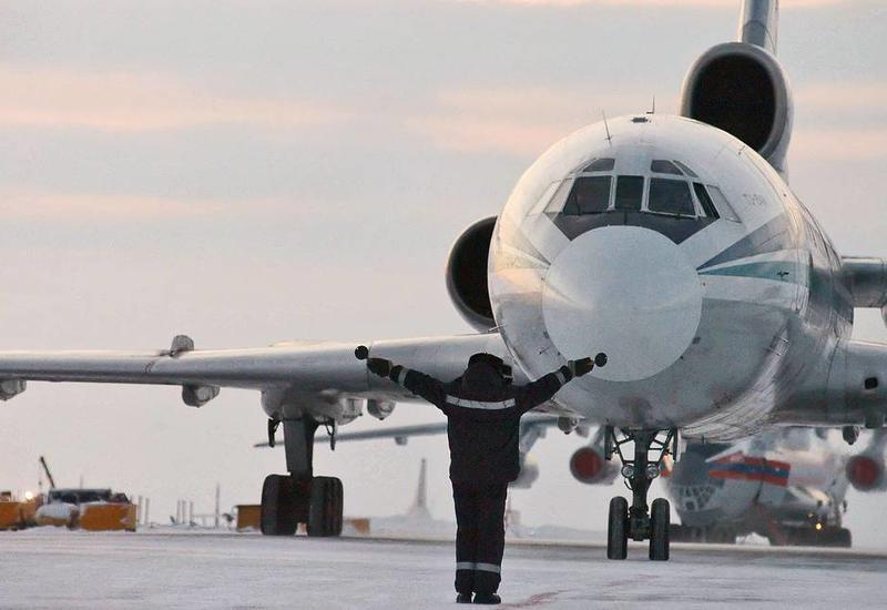 Еще одно ЧП с самолетом в России