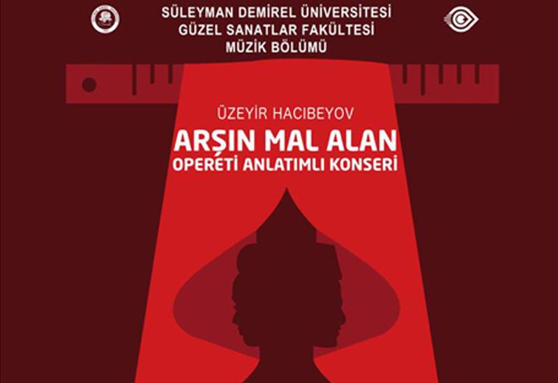 В Турции состоялась концертная постановка оперетты «Аршин мал алан»