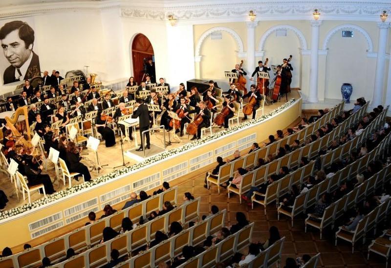 В Филармонии прошел концерт, посвященный юбилею Рамиза Миришли