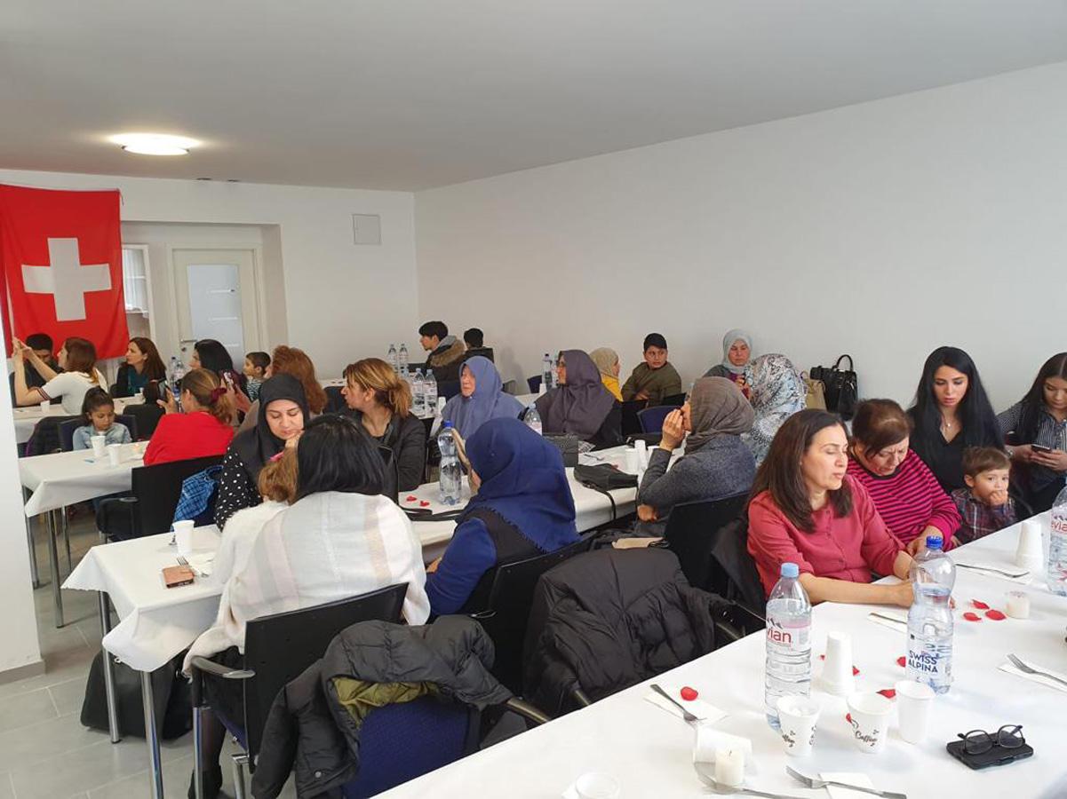 В Швейцарии открылся Азербайджано-турецкий культурный центр