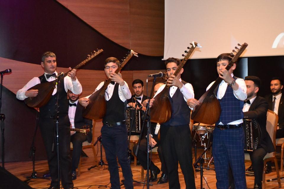 В Центре мугама прошел концерт, посвященный Общенациональному лидеру Гейдару Алиеву