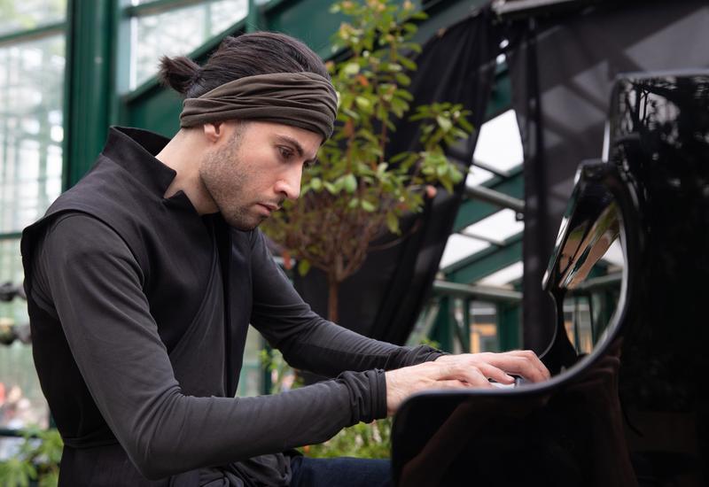 В Москве состоялся сольный концерт Риада Маммадова