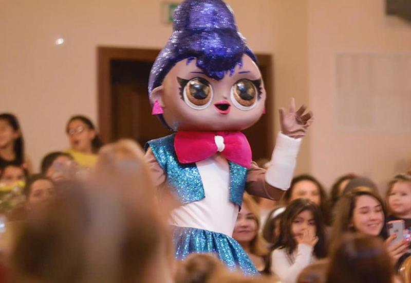 "В Баку покажут шоу ""Куклы L.O.L -1 - сверкай и веселись"""
