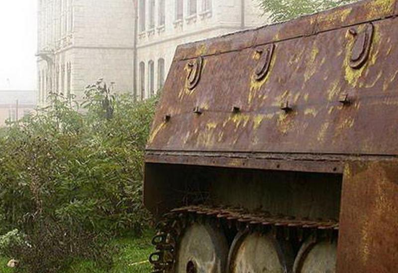 Осквернение рая - Армянский шабаш в азербайджанской Шуше