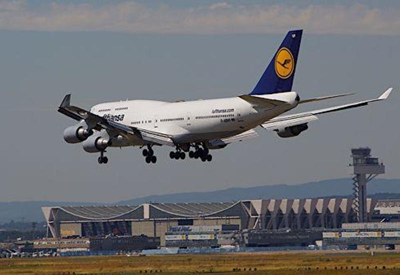 Аэропорт во Франкфурте приостановил работу из-за дрона