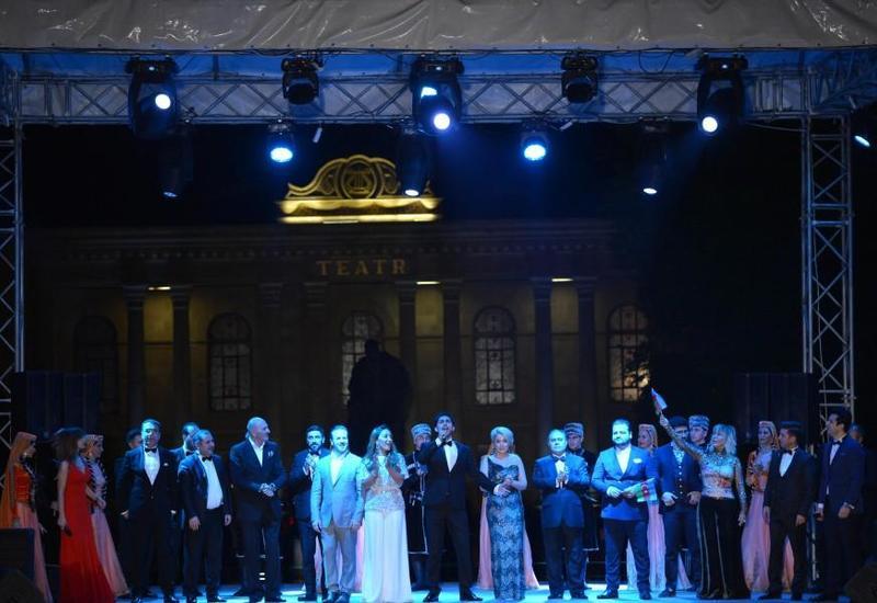 Фонд Гейдара Алиева организовал в Нахчыване концертную программу