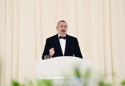 Президент Ильхам Алиев: Мы и дальше будем идти только по пути успехов и побед
