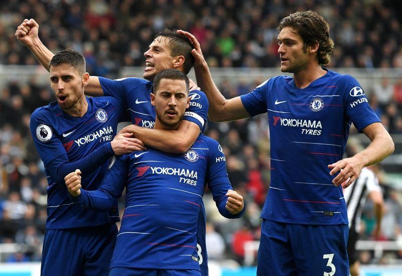 «Челси» вышел в финал еврокубка впервые за 6 лет