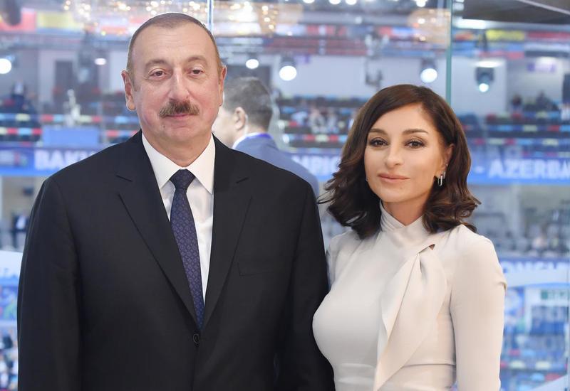 Мы всегда чувствуем поддержку Президента Ильхама Алиева и Первого вице-президента Мехрибан Алиевой