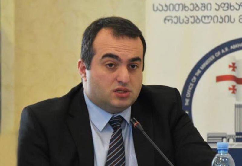 Грузия выбрала главного переговорщика по границе с Азербайджаном