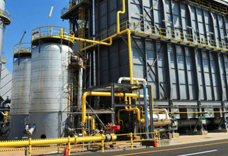 SOCAR огласила объемы производства метанола
