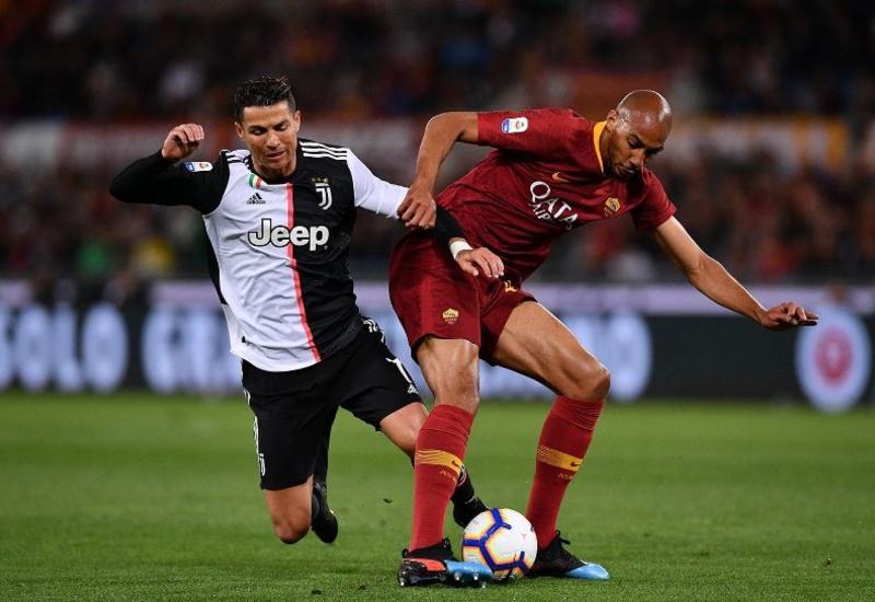 «Рома» одолела чемпионов Италии и вернулась в зону еврокубков
