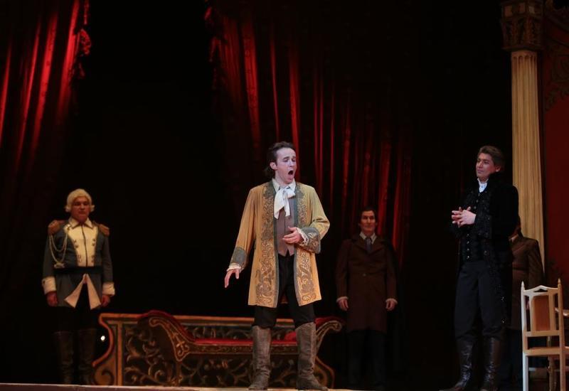 """В Театре оперы и балета прошел феерический показ оперы """"Тоска"""""""
