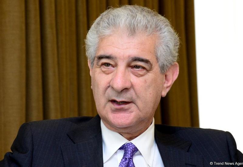 Али Ахмедов: ПЕА призывает все партии к участию в предстоящих выборах в Милли Меджлис