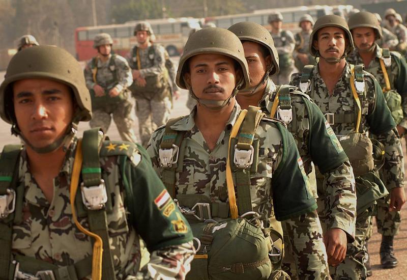 Армия Египта ликвидировала на Синае почти 50 боевиков