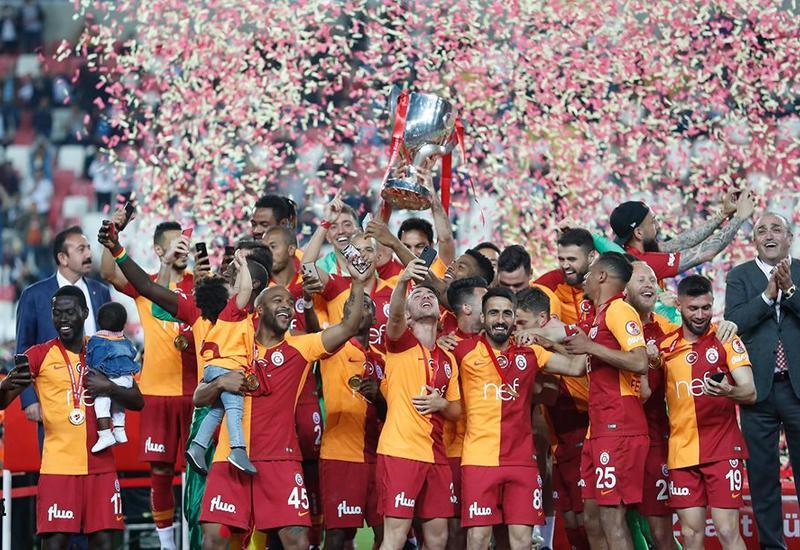 «Галатасарай» стал победителем Кубка Турции