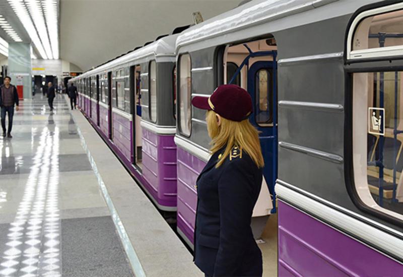 Бакинское метро будет работать до 4 утра