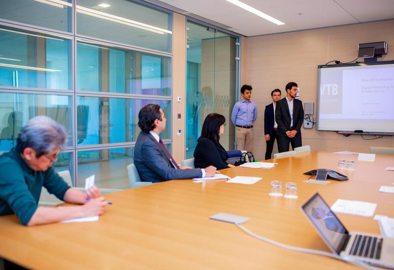 Банк ВТБ (Азербайджан) поддержал проект университета ADA