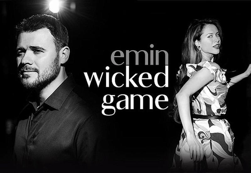 """EMIN представил закулисные моменты съемок клипа """"Wicked Game"""""""