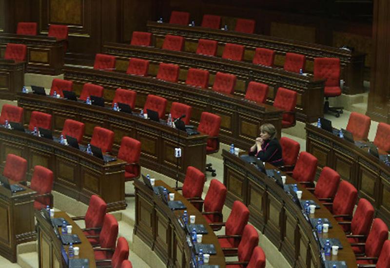 В парламенте Армении не будет комиссии по расследованию апрельского разгрома 2016 года
