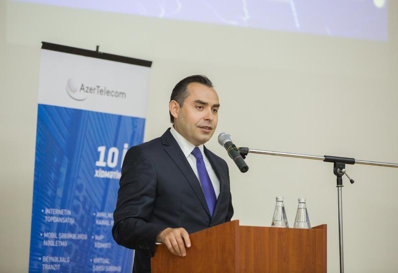 """Обсуждены возможности, которые создаст для молодежи программа """"Digital HUB"""" компании AzerTelecom"""