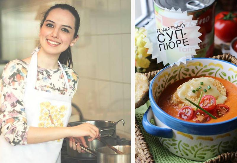 Томатный суп - Идеальный рецепт от Или Мамедовой