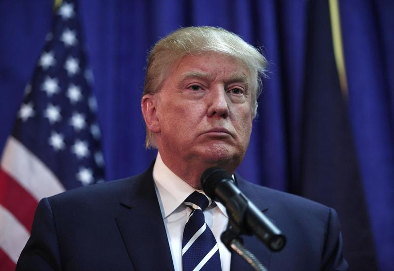 Дональд Трамп ввел режим ЧС во Флориде
